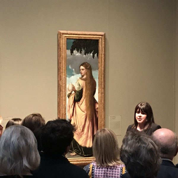 Members Only Event at Art Institute: Art As A Carrier of Faith
