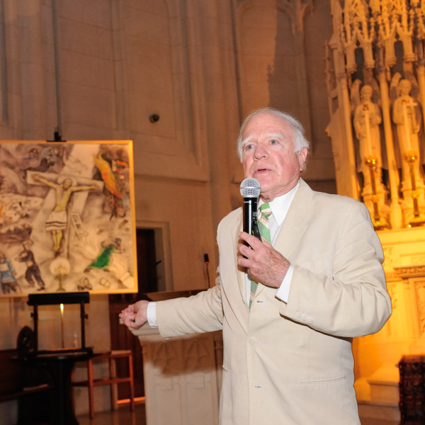 4th Annual Art & Faith Lecture Series:  Chagall's White Crucifixion and Pope Francis