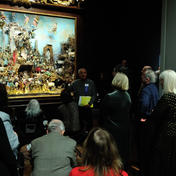 Members Only Event – Art As a Carrier of Faith – Born Among the People:  A Neapolitan Creche